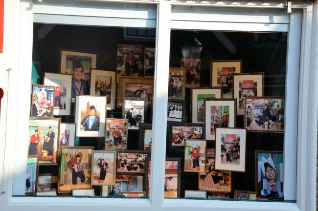 Fotografías en escaparates y LOPD